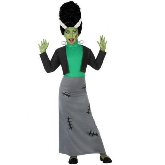 Verkleedjurk Frankenstein voor meisjes