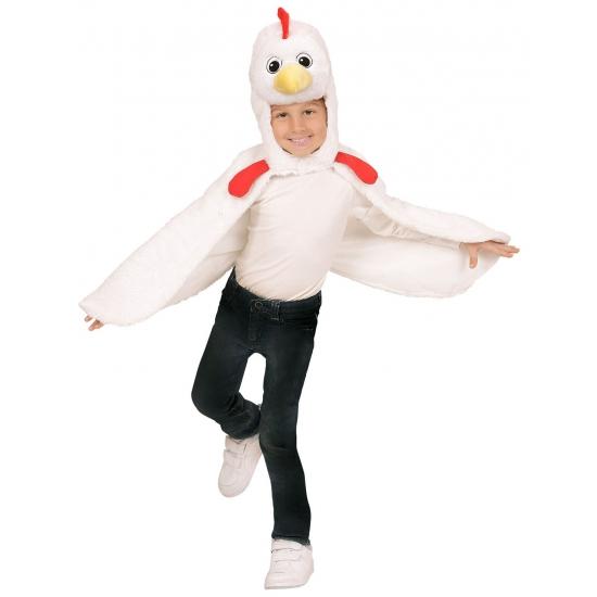 Verkleedpak kip voor kinderen