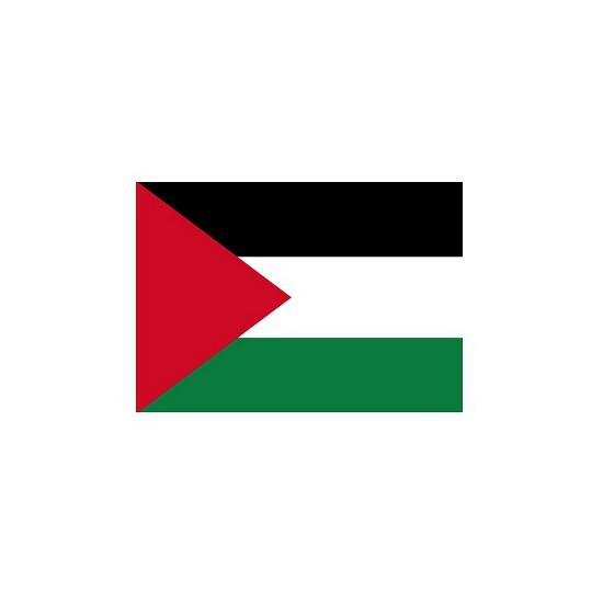 Vlag van Palestina plakstickers