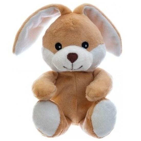 Warme knuffel kruik konijn 23 cm