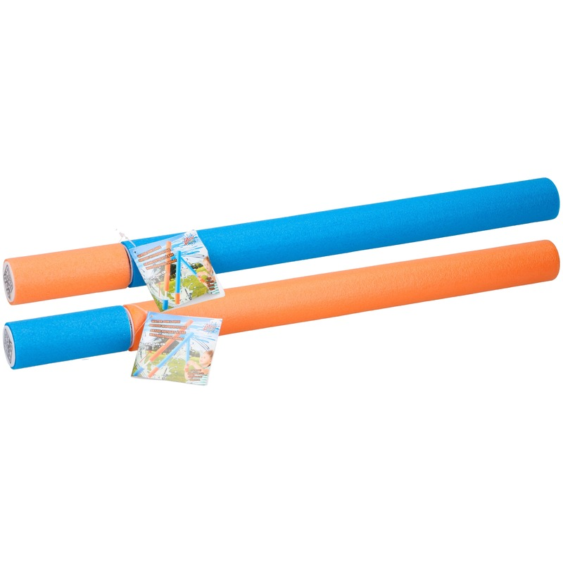 Waterpistool van foam 54 cm
