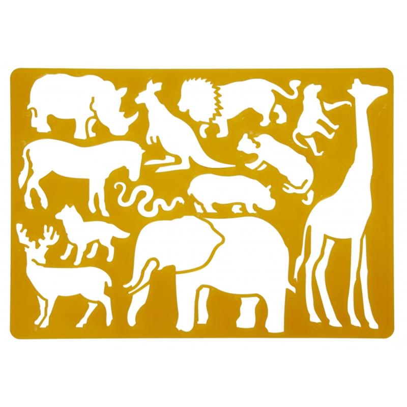 Wildlife sjabloon