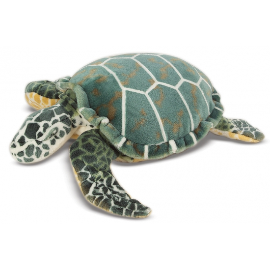 Zeeschildpadden knuffel 81 cm