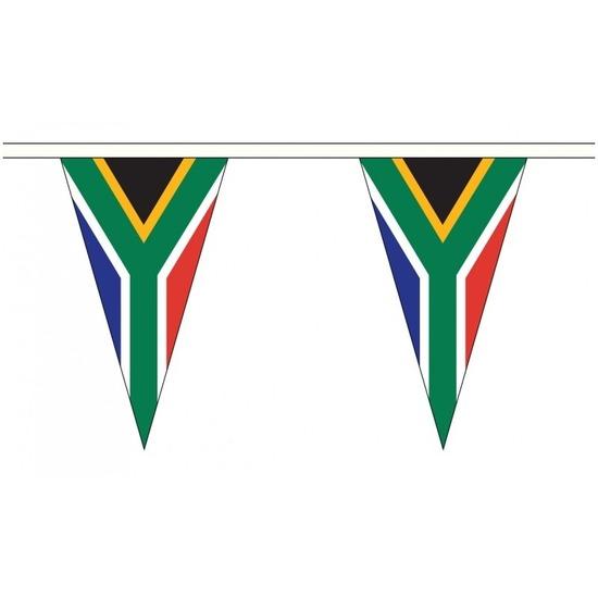Zuid Afrika landen punt vlaggetjes 20 meter