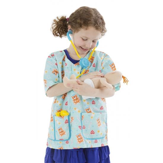 Zuster verkleedset voor kinderen