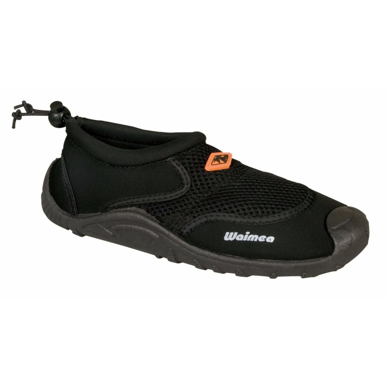 Zwarte waterschoenen voor jongens