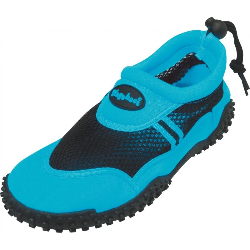 Zwemschoenen blauw met UV bescherming