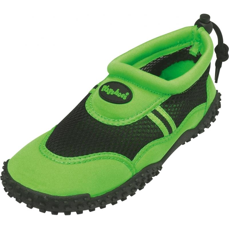 Zwemschoenen groen met UV bescherming