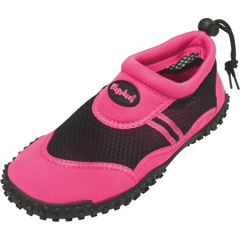 Zwemschoenen roze met UV bescherming